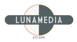 Lunamedia.nl Webdesign & Graphic design