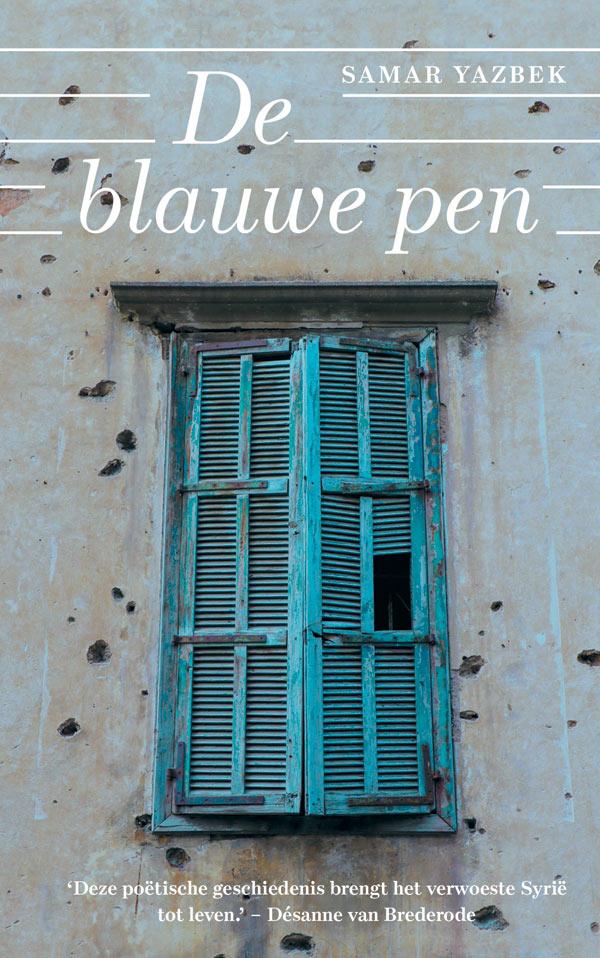 Samar Yazbek - De blauwe pen
