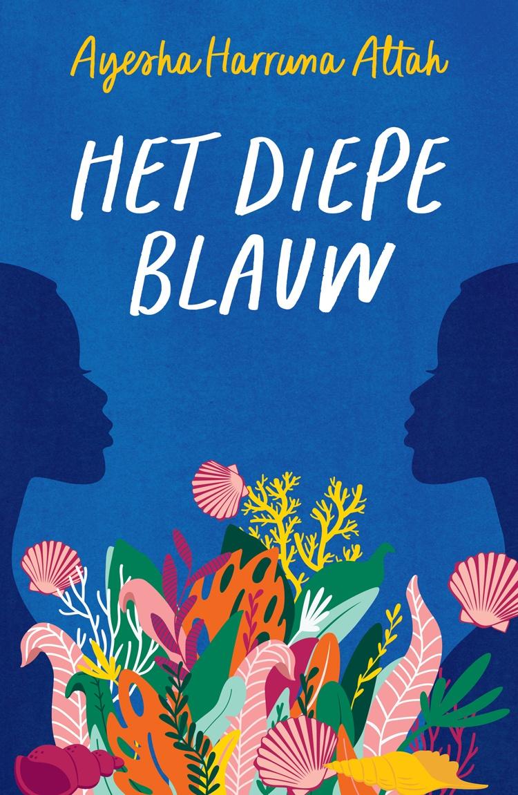 Ayesha Harruna Attah - Het diepe blauw
